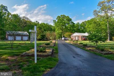Warrenton Single Family Home For Sale: 4294 Broad Run Church Road