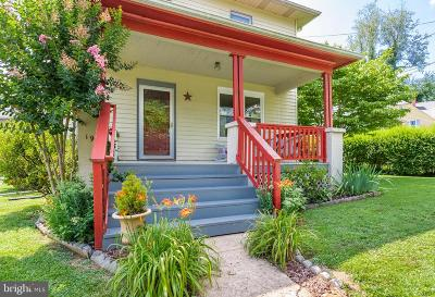 Warrenton Single Family Home For Sale: 194 Garden Street