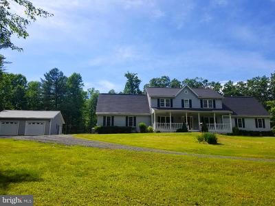 Fauquier County Single Family Home For Sale: 6958 Owl Lane