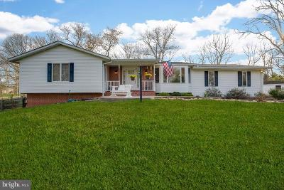 Warrenton Single Family Home For Sale: 8564 Opal Road
