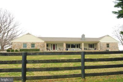 Fauquier County Single Family Home For Sale: 9265 Ramey Road