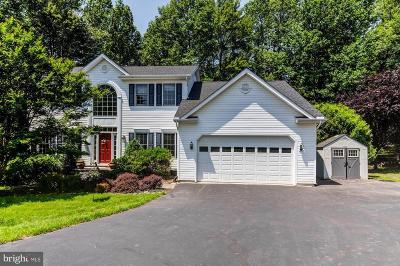 Warrenton Single Family Home For Sale: 7114 Kelly Road