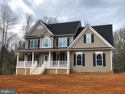 Warrenton Single Family Home For Sale: Piney Mountain Rd