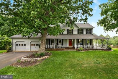 Warrenton Single Family Home For Sale: 7144 Cavalry Drive