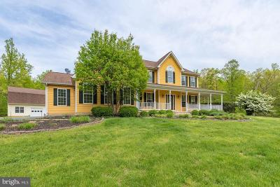 Fauquier County Single Family Home For Sale: 5457 N Greenstone Lane N