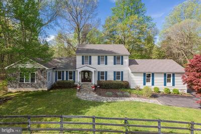 Fauquier County Single Family Home For Sale: 7594 Leeds Manor Road