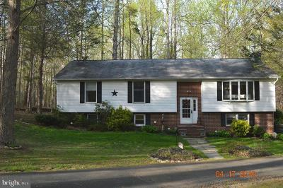 Fauquier County Single Family Home For Sale: 9192 Mountjoy Road