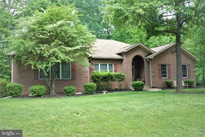 Fauquier County Single Family Home For Sale: 5460 Westfield Court