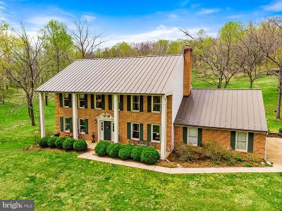 Fauquier County Single Family Home For Sale: 10214 Possum Hollow Drive