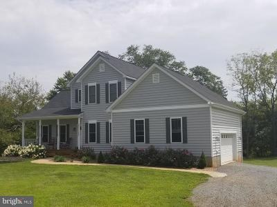 Fauquier County Single Family Home For Sale: Parcel 2 John Marshall Hwy