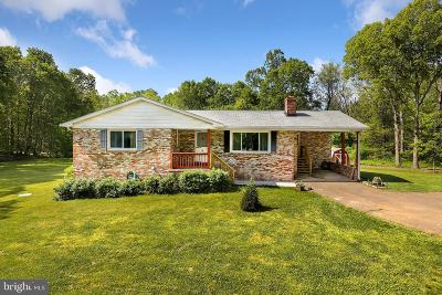 Warrenton Single Family Home For Sale: 8417 Harts Mill Road
