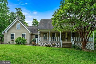 Fauquier County Single Family Home For Sale: 6181 Carters Run Road