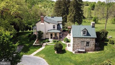 Fauquier County Single Family Home For Sale: 3459 Carrington