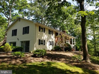 Fauquier County Single Family Home For Sale: 5925 Moore Road