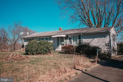 Fauquier County Single Family Home For Sale: 4235 Belvoir Road