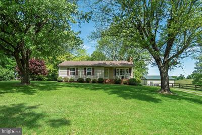 Fauquier County Single Family Home For Sale: 11704 Crest Hill Road