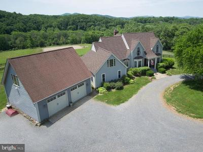 Fauquier County Single Family Home For Sale: 9393 Briar Lane