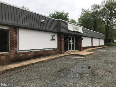 Warrenton Commercial For Sale: 105/115 W Shirley Ave.