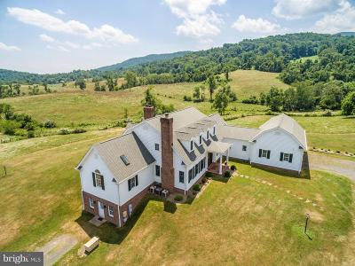 Fauquier County Single Family Home For Sale: 12321 Moss Hollow Road