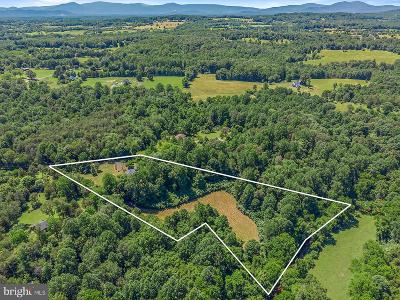 Fauquier County Single Family Home For Sale: 6721 Springhouse Lane