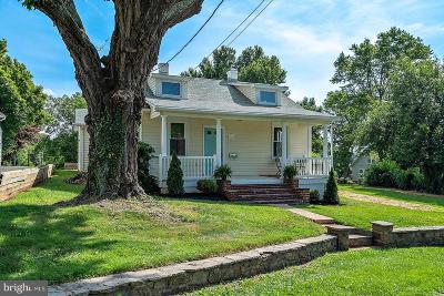 Warrenton Single Family Home Active Under Contract: 47 Warrenton Boulevard