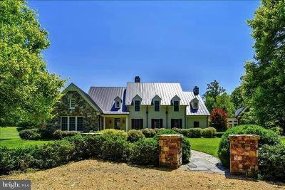 Fauquier County Single Family Home For Sale: 6736 Olinger Road