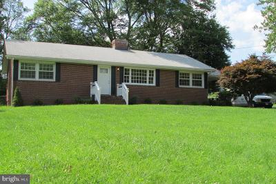 Warrenton VA Single Family Home For Sale: $424,900