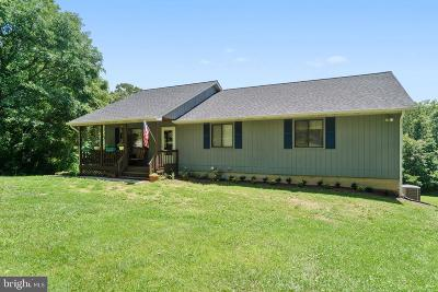Warrenton Single Family Home For Sale: 8427 Springs Way Place
