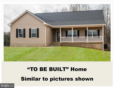 Fauquier County Single Family Home For Sale: Falling Creek Drive