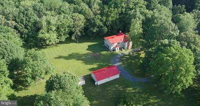 Fauquier County Single Family Home For Sale: 9700 Meetze Road