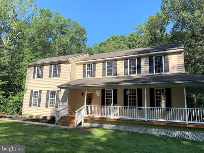 Stafford Single Family Home Under Contract: 12386 Tacketts Mill Road