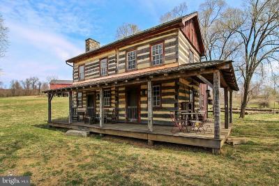 Single Family Home For Sale: 10562 Josiah Adams Place