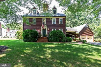 Warrenton Single Family Home For Sale: 7144 Manor House Drive