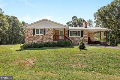 Warren Single Family Home For Sale: 8417 Harts Mill Road