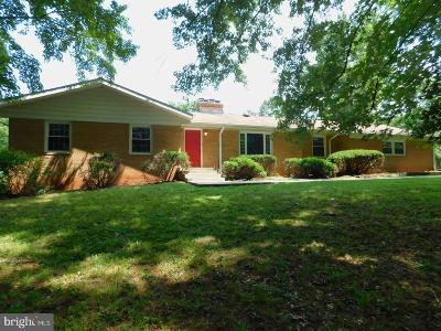 Warrenton Single Family Home For Sale: 6750 Chestnut Oak Lane