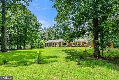 Warrenton Single Family Home For Sale: 5238 Graystone Road