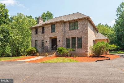 Fauquier County Single Family Home For Sale: 6495 Rattle Branch Road