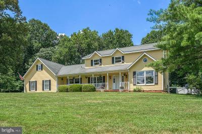 Warrenton Single Family Home For Sale: 5060 Oatlands Lane
