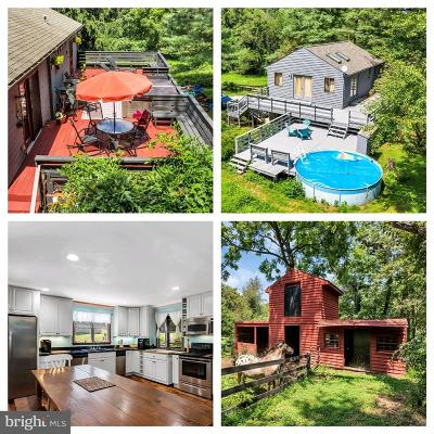 Fauquier County Single Family Home For Sale: 3701 Fiery Run Road