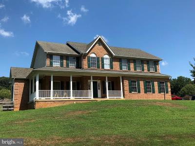 Warrenton Single Family Home For Sale: 6083 Mint Springs Drive