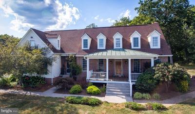 Frederick County Single Family Home For Sale: 445 Slate Lane
