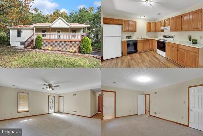 Frederick County Single Family Home For Sale: 312 Lakeview Drive