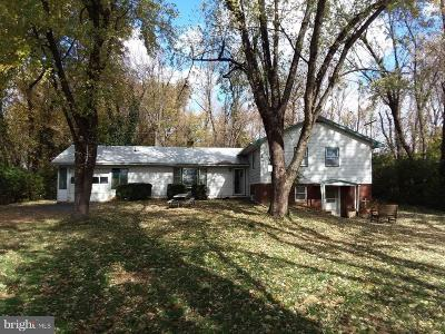 Frederick County Single Family Home For Sale: 2580 Welltown Road