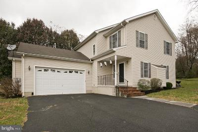 Frederick County Single Family Home For Sale: 288 Lauck Drive