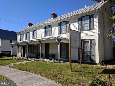 Middletown Commercial For Sale: 7793 Main Street