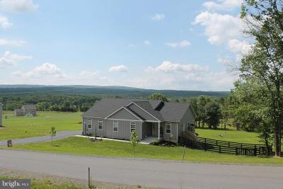 Winchester Single Family Home For Sale: 189 Plow Run Lane