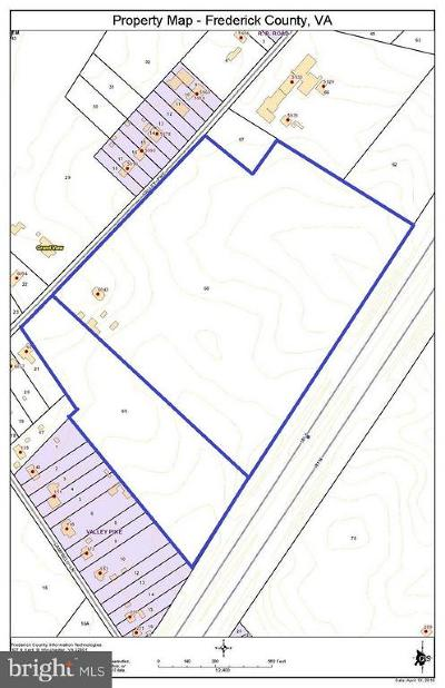 Stephens City Residential Lots & Land For Sale: 6045 Valley Pike