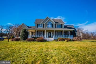 Frederick County Single Family Home For Sale: 2029 Welltown Road