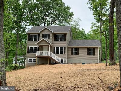 Winchester Single Family Home For Sale: 1-T Tomahawk Trail