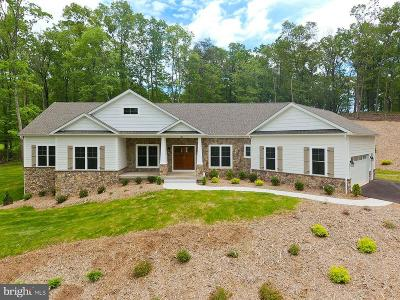 Frederick County Single Family Home For Sale: Golds Hill Road
